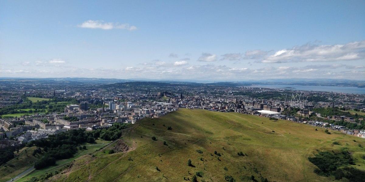 Scotland & Dublin
